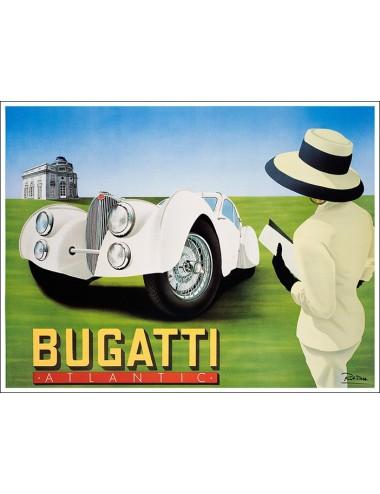 RAZZIA - Bugatti Atlantic -